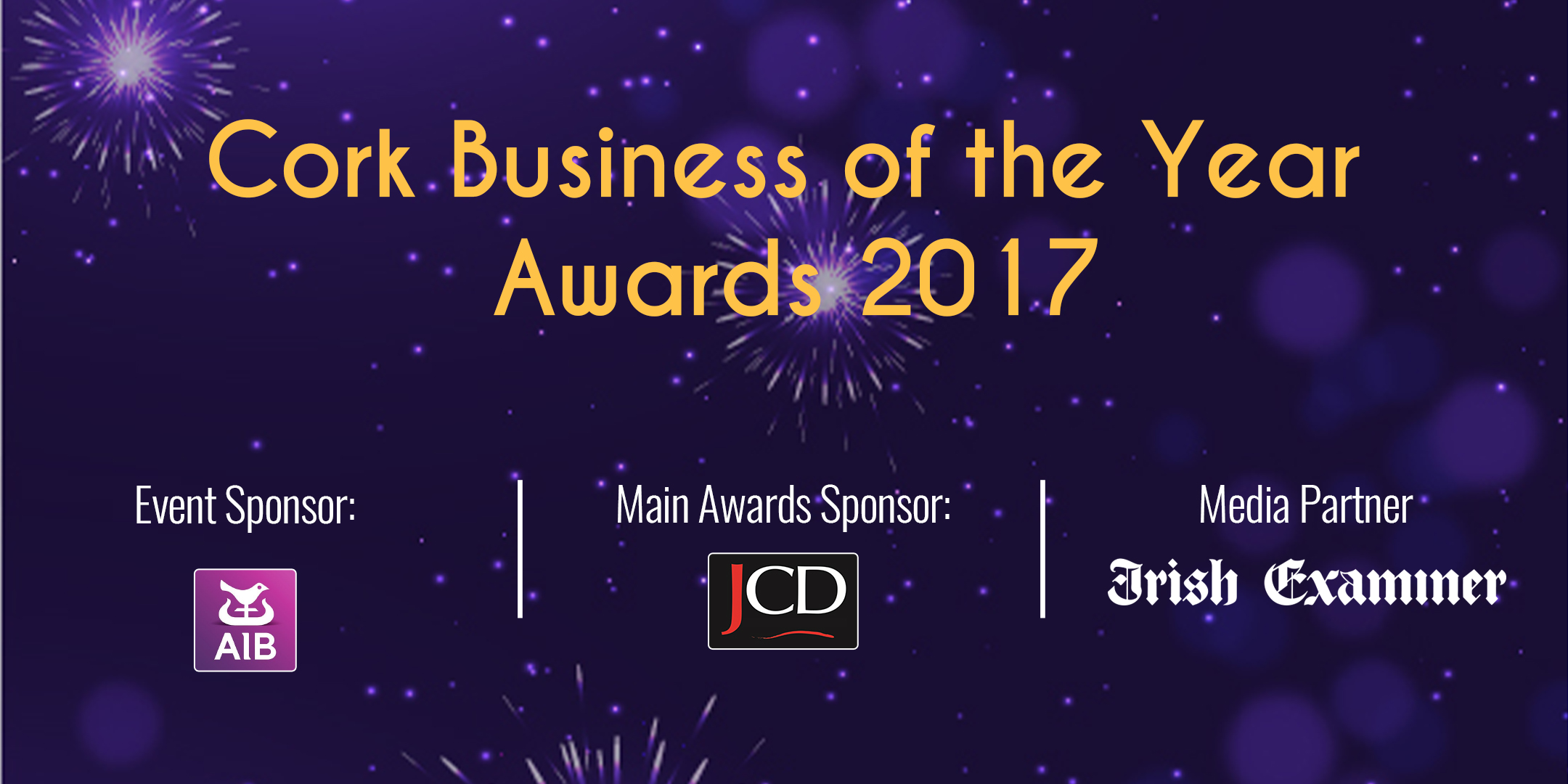 Cork Business of the year Awards 2017