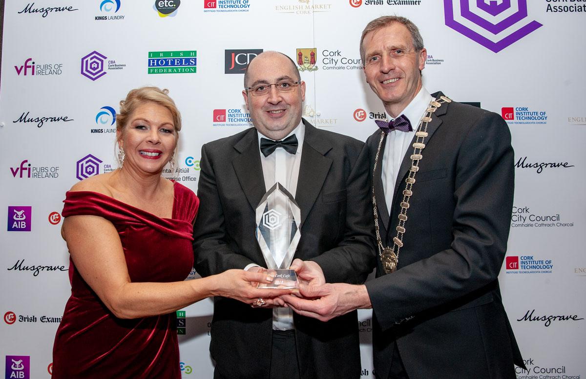 Cba Cork Business Of The Year Awards 2018 Cork Business Association