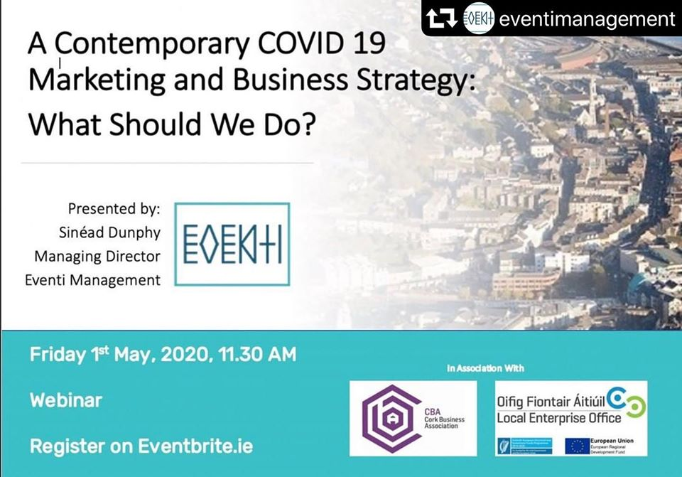 Eventi and CBA Webinar Marketing Strategy