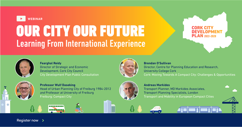 Our City Our Future , Learning from International Experience Webinarimage