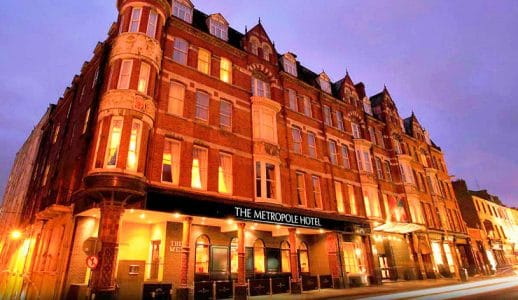 Stay and Spend Metropole Hotel Cork