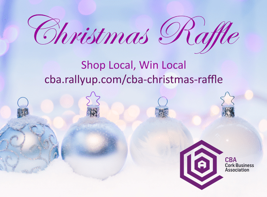 CBA Christmas Raffle image of Baubles
