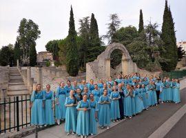Ponomarev Vesna Children's Choir, Russia - International A Cappella Virtual Choir Competition copy