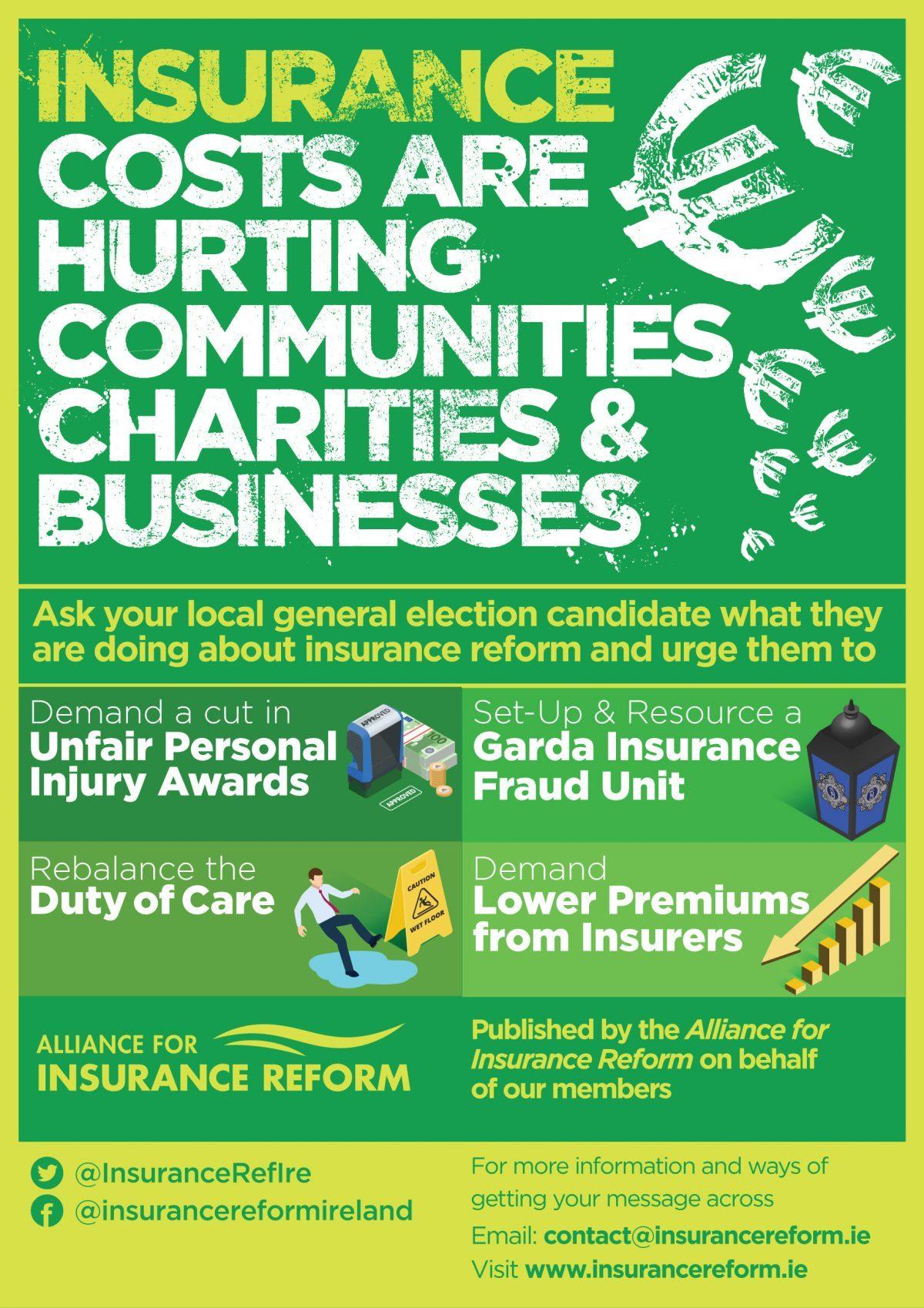 poster alliance insurance reform