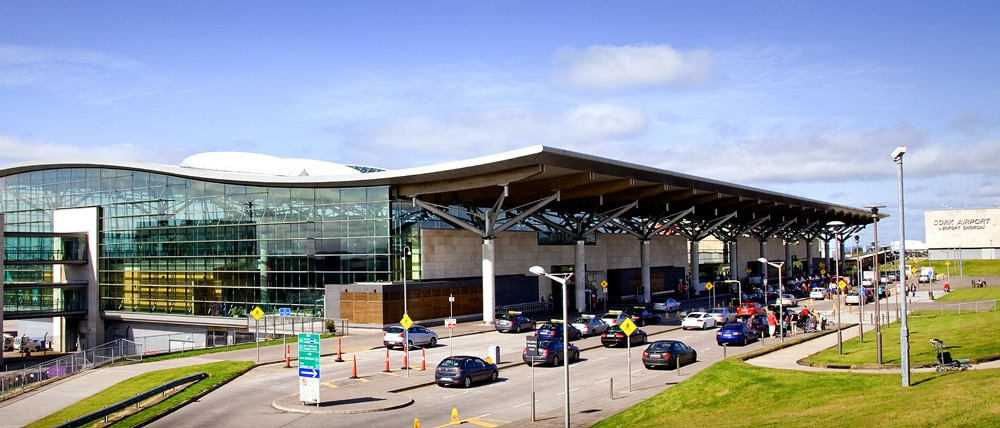 Cork Airport Exterior
